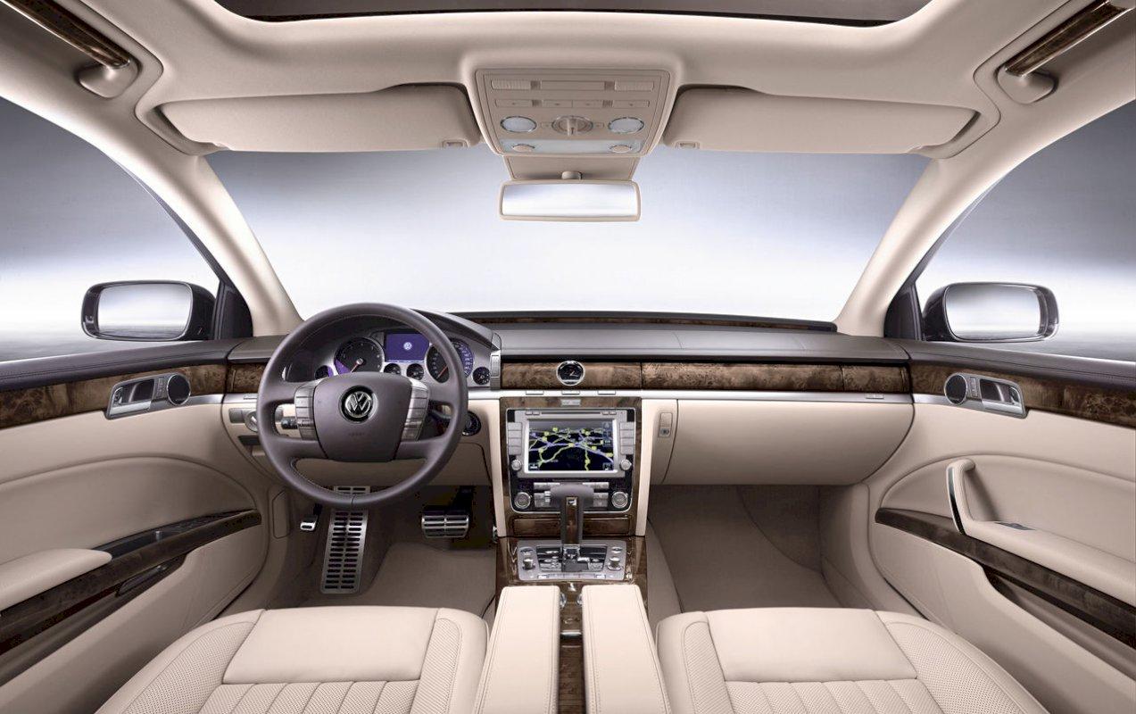 Assurance auto pas chère pour la Volkswagen Phaeton