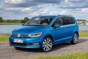 Volkswagen Touran 2.0 TDI DPF BMT 150 Confortline 7-places 5P