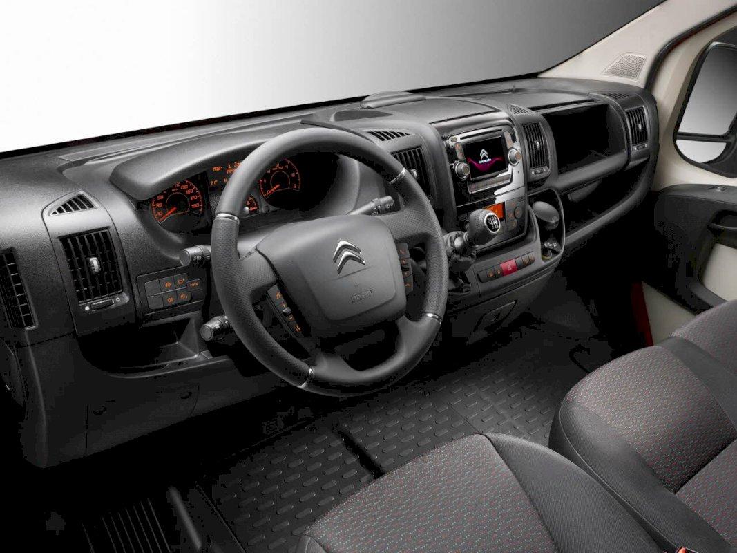 Assurance auto pas chère pour la Citroën Jumper Nouveau