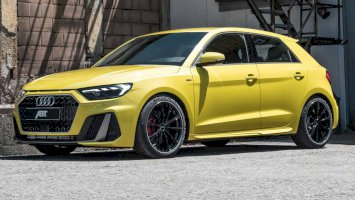 Audi A1 Sportback 1.0 TFSI 95 ULTRA ATTRACTION