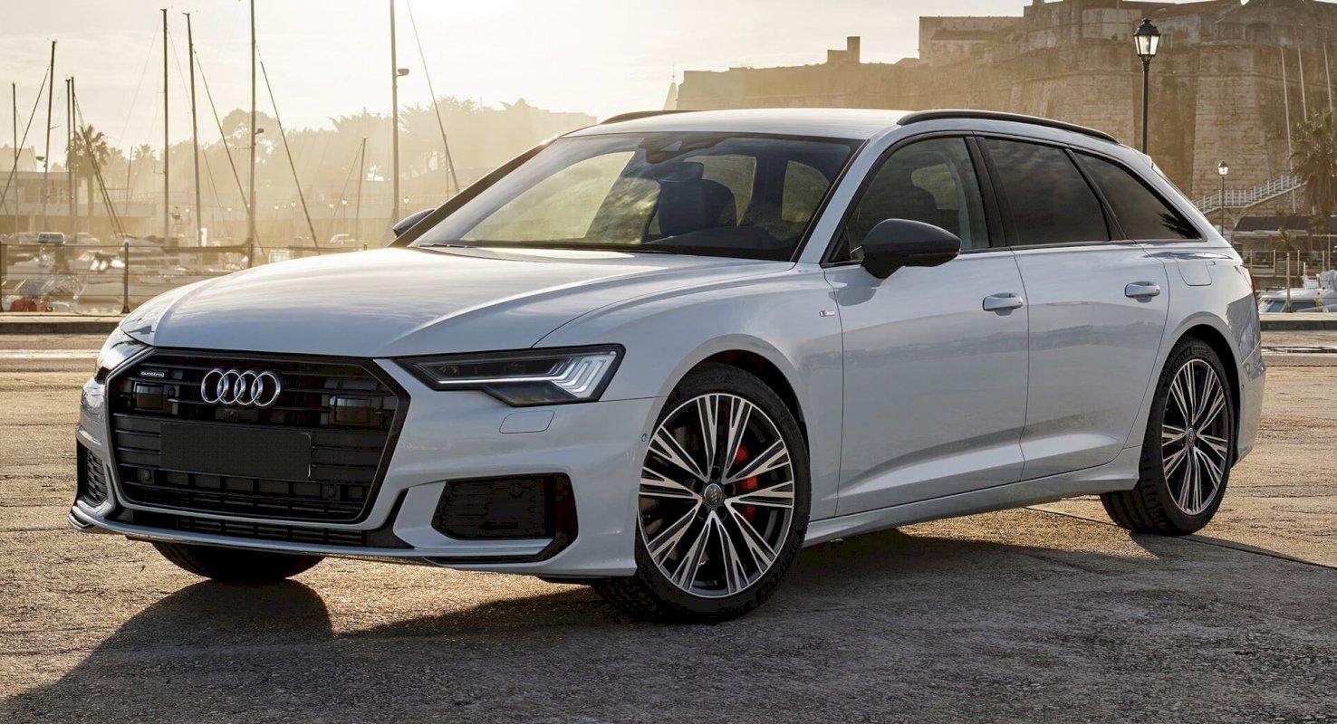 Audi A6 AVANT 2.0 TDI ultra 190 S line S Tronic A
