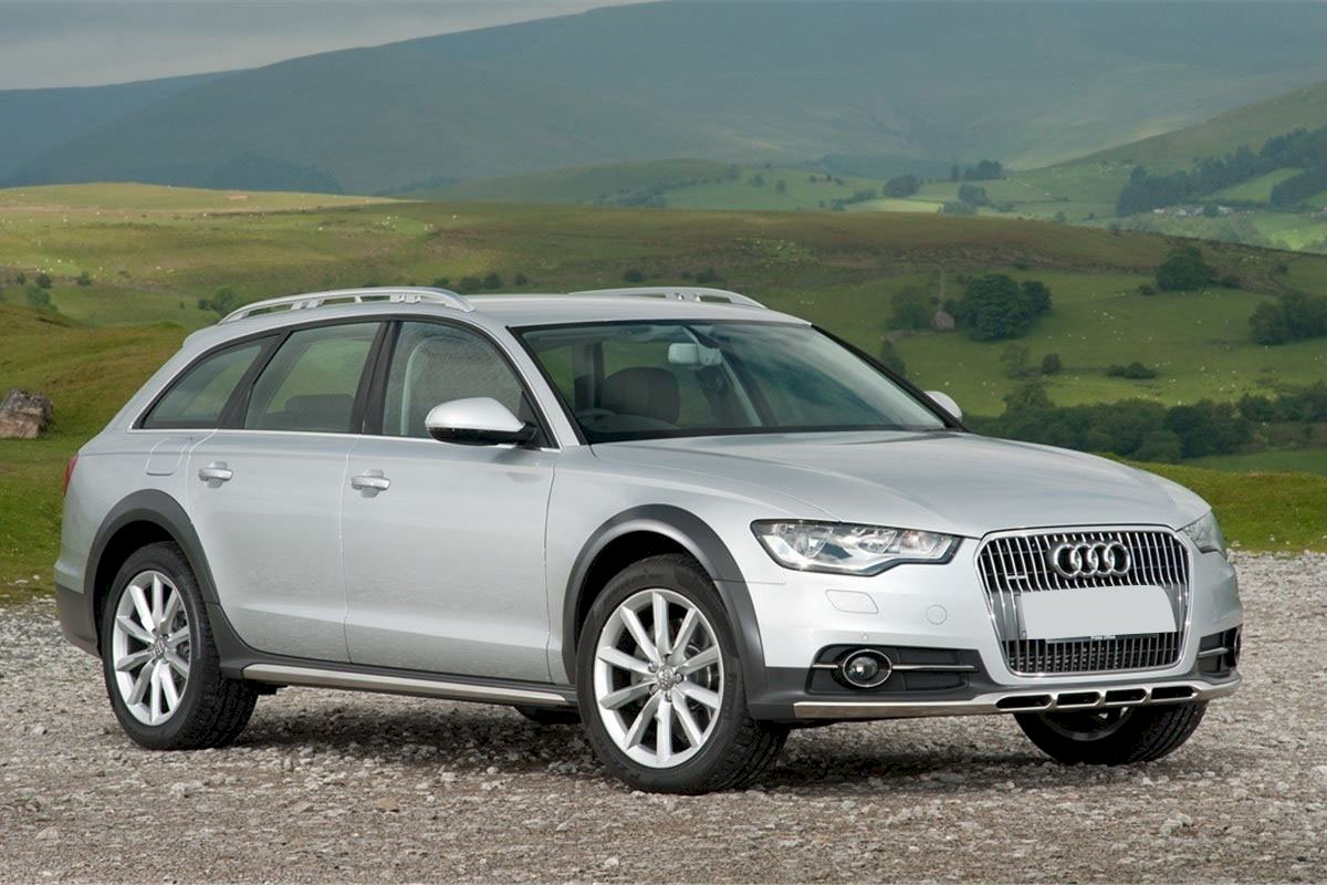 Assurance auto pas chère pour la Audi A6 Allroad