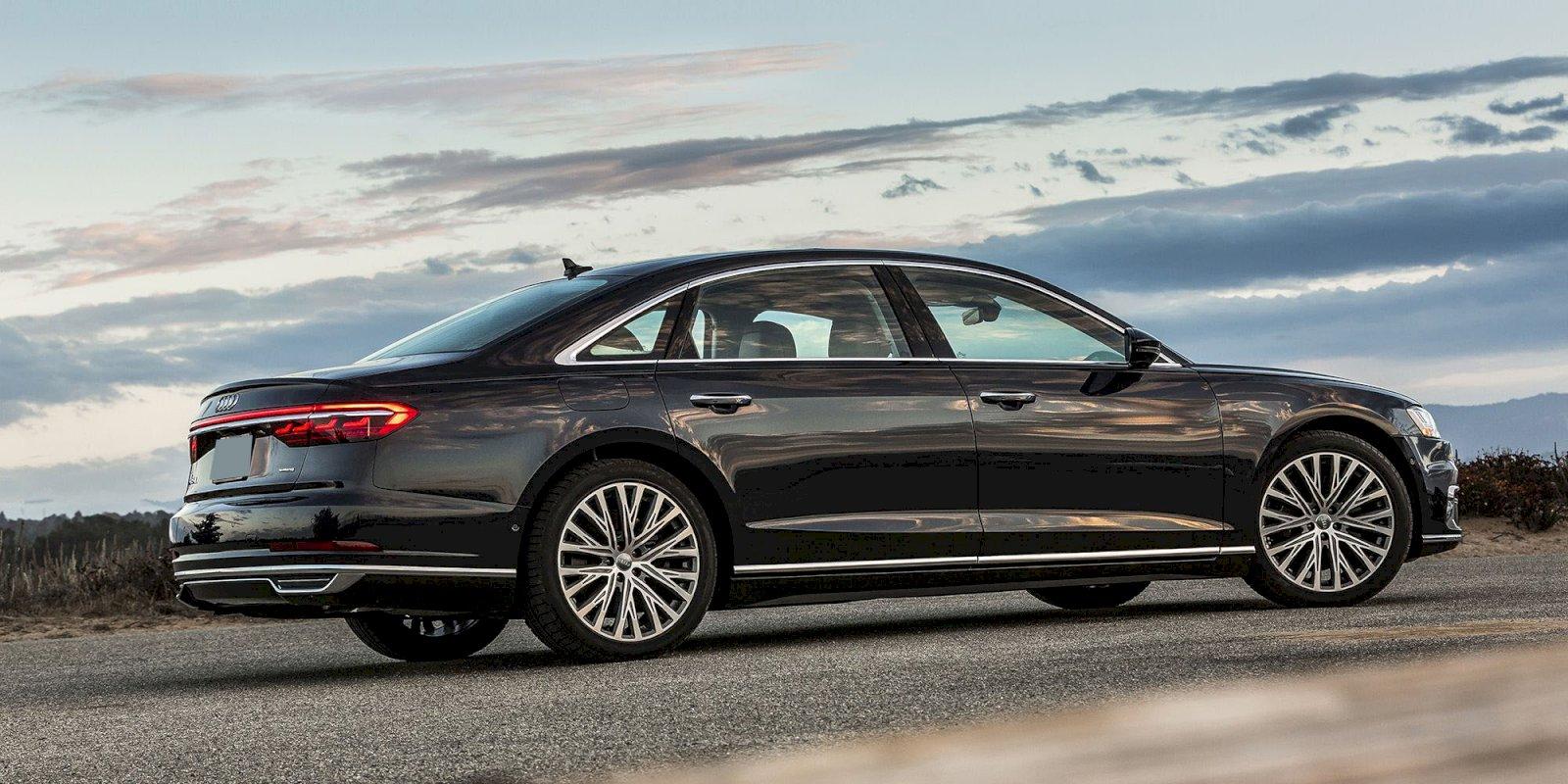 Assurance auto pas chère pour la Audi A8
