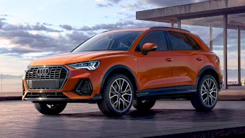 AUDI Q3 1.4 TFSI 150CH ATTRACTION