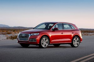Audi Q5 2.0 TDI 190 Quattro Stronic Start & Stop S Line Competition