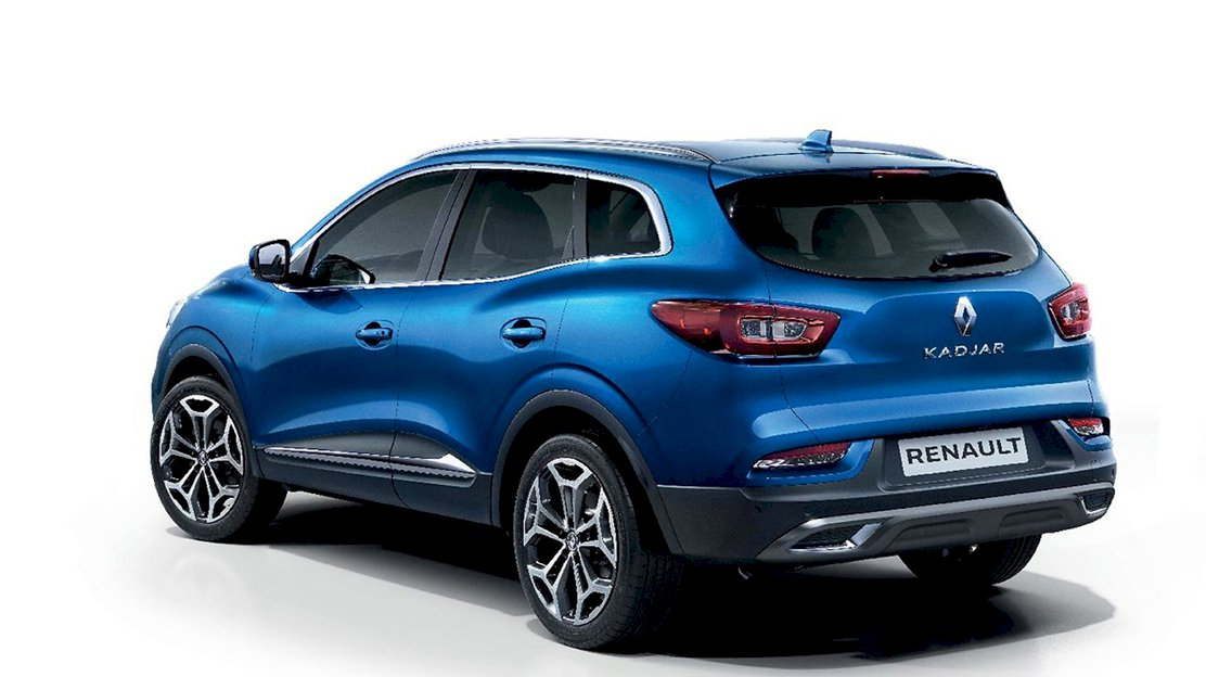 Renault Kadjar Blue dCi 115 Energy Intens