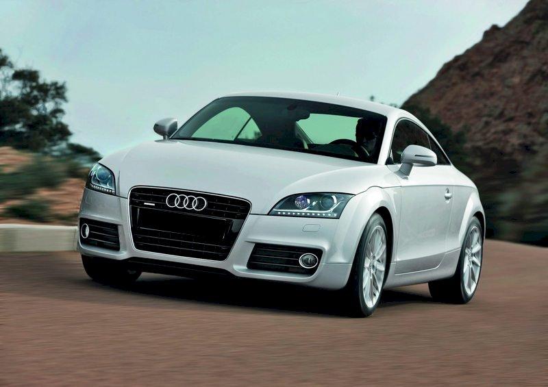 Assurance auto pas chère pour la Audi TT II