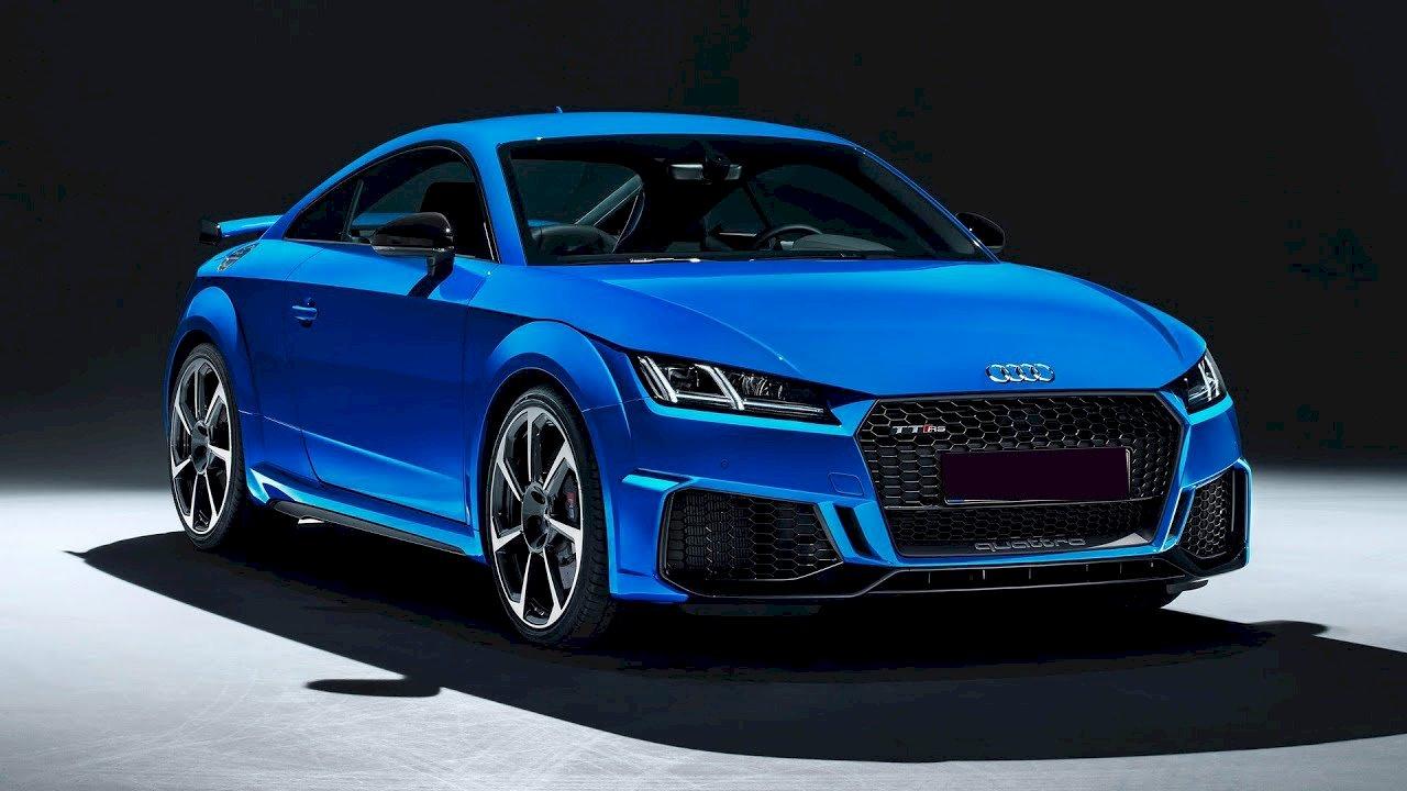 Assurance auto pas chère pour la Audi TT RS