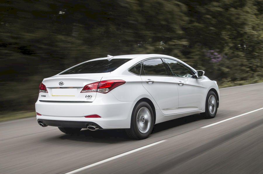 Assurance auto pas chère pour la Hyundai i40