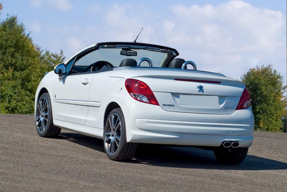 Assurance auto pas chère pour la Peugeot 207 CC
