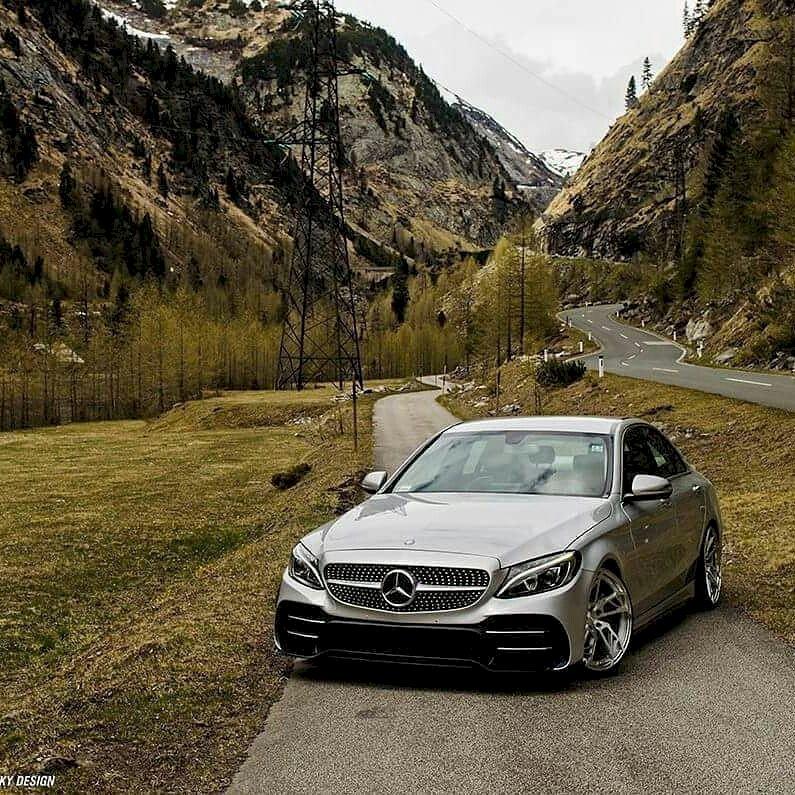 Assurance auto pas chère pour la Mercedes Classe C 63 AMG