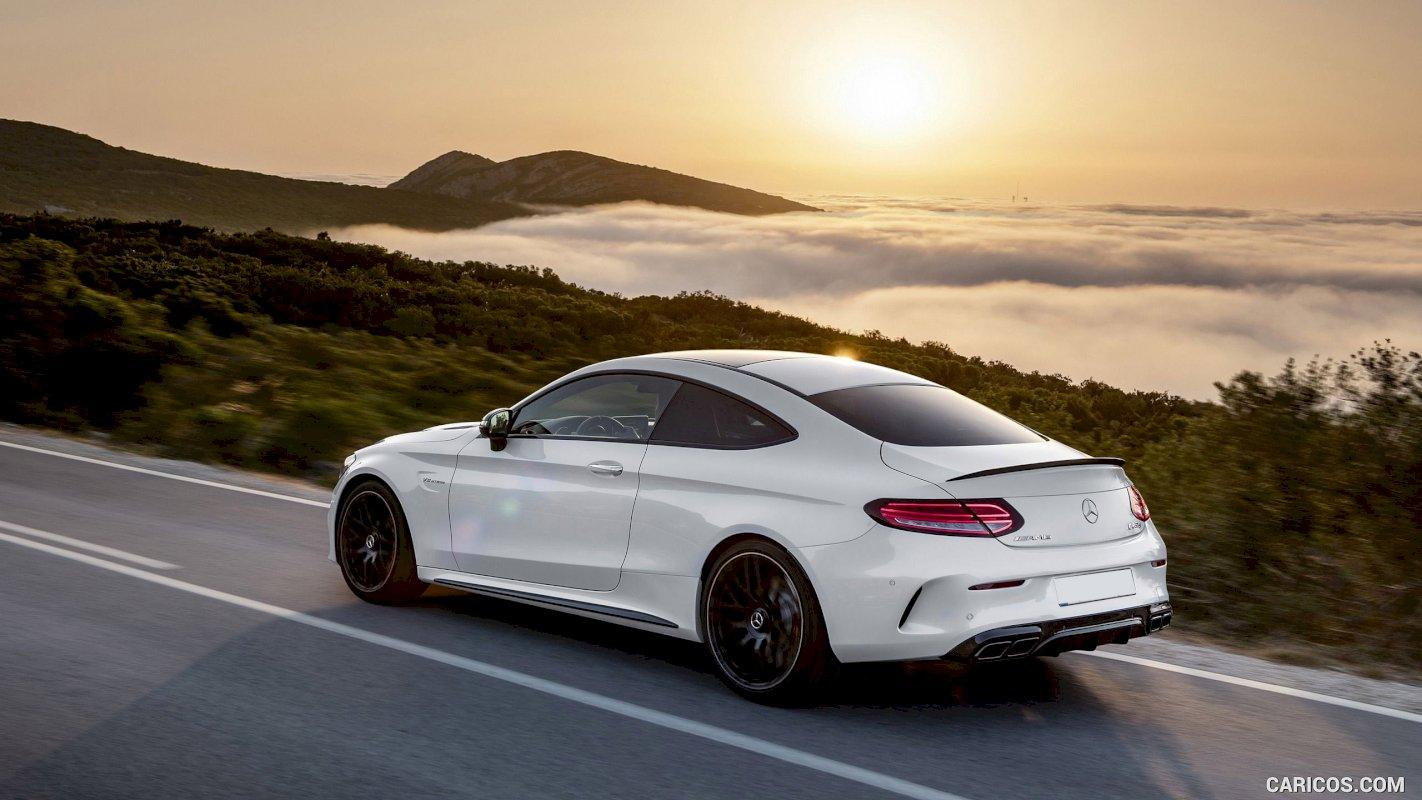 Assurance auto pas chère pour la Mercedes Classe C Coupé