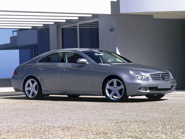 Assurance auto pas chère pour la Mercedes Classe CLS