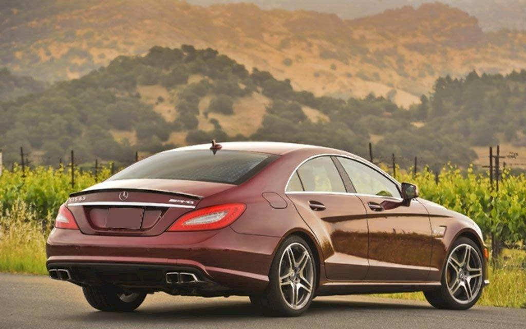 Assurance auto pas chère pour la Mercedes Classe CLS 63 AMG