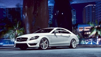 Classe CLS 63 AMG