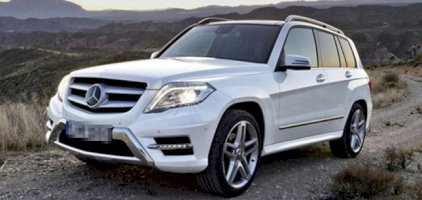 MERCEDES CLASSE GLK 220 CDI BLUEEFFICIENCY SPORT 4MATIC BVA7