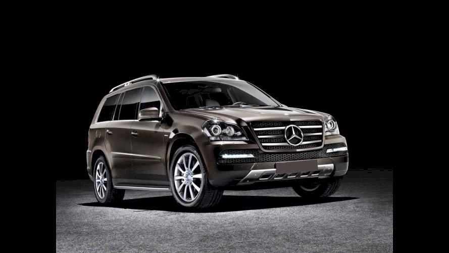 Assurance auto pas chère pour la Mercedes Classe GL
