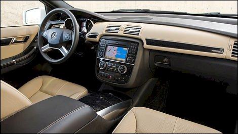 Assurance auto pas chère pour la Mercedes Classe R