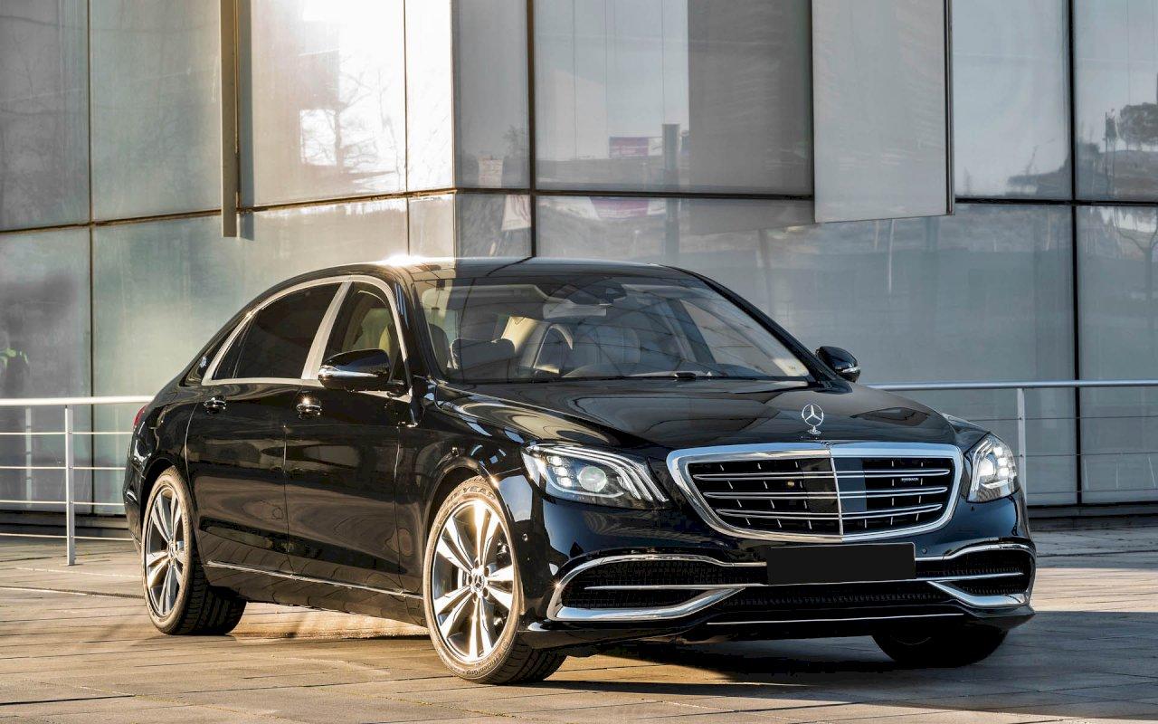 Assurance auto pas chère pour la Mercedes Classe S