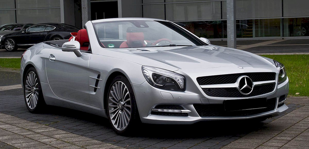 Assurance auto pas chère pour la Mercedes Classe SL