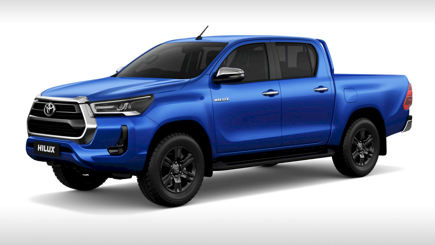 voiture 4x4 toyota hilux