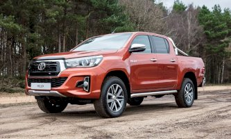 TOYOTA HILUX III 4WD 3.0 D-4D DOUBLE CABINE LEGENDE