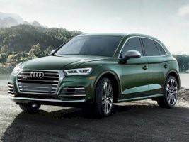 Audi SQ5 V6 3.0 BiTDI 313 Quattro
