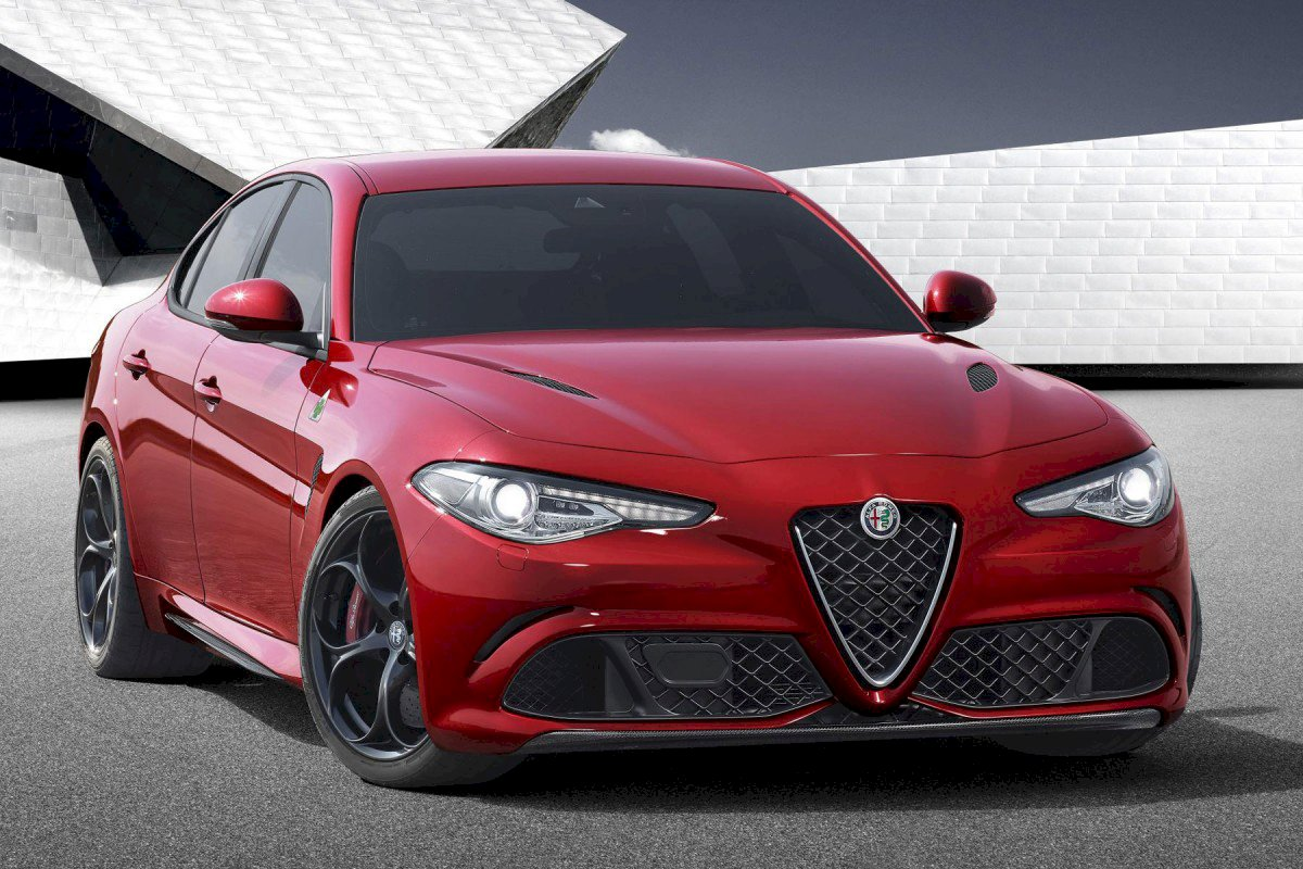 Alfa Romeo Giulia 2.2 180 ch AT8 Super