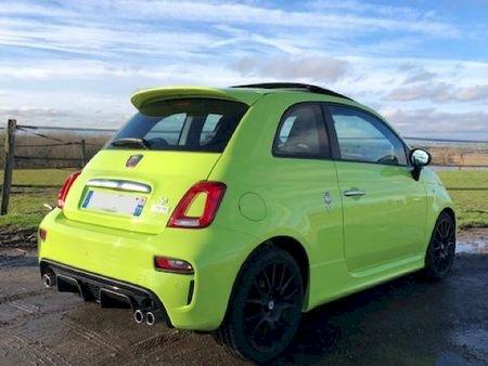 Assurance auto pas chère pour la Fiat 500 Nouvelle