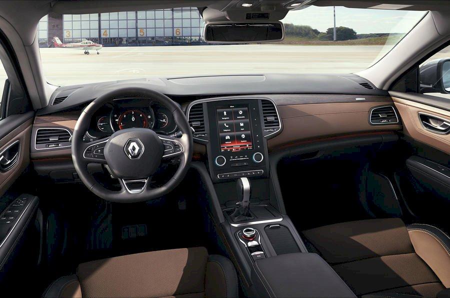 Renault Talisman 1.6 dCi FAP Energy 130 Intens 4P