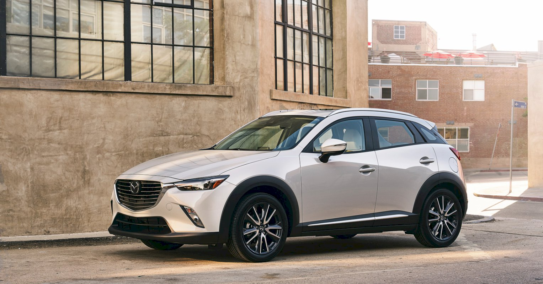 Assurance auto pas chère pour la Mazda CX-3