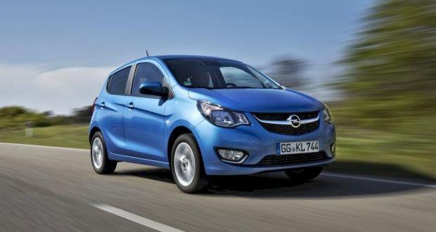 Assurance auto pas chère pour la Opel Karl