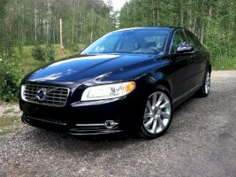 Volvo S80 D4 181 ch Stop Start Summum Geartronic BA