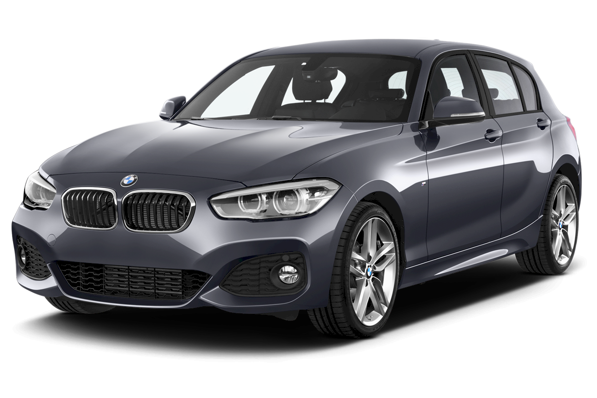Assurance auto pas chère pour la BMW série 1 - 5 portes