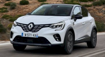 Renault Captur Energy TCe 90 Start & Stop Intens