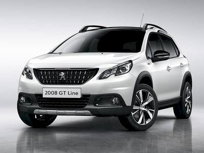 Peugeot 2008 1.6 Blue HDI Start/Stop 120 Ch Allure