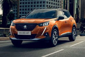 Peugeot 2008 2015 1.2 PureTech Turbo 110 Allure
