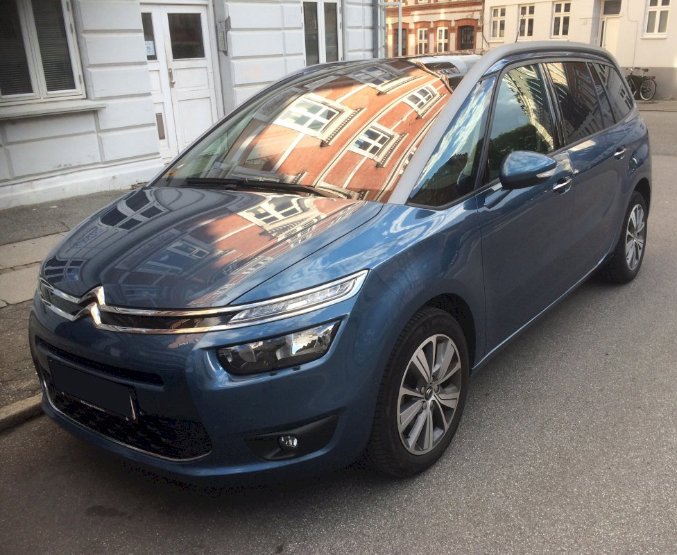 Citroen C4 Picasso 1.6 BlueHDI Start/Stop 120 Feel 5P