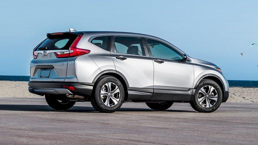 Assurance auto pas chère pour la Honda CR-V