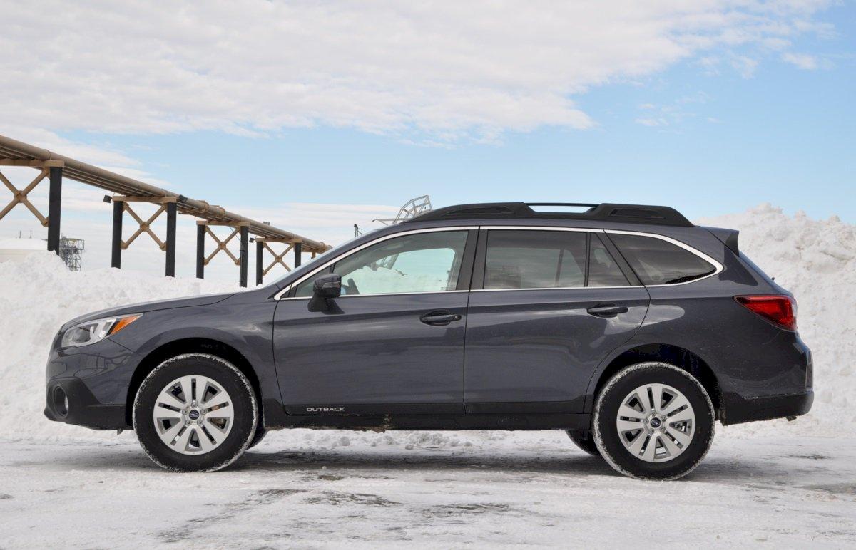 Assurance auto pas chère pour la Subaru Outback
