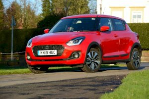 Suzuki Swift III 1.2 VVT 4x4 Pack