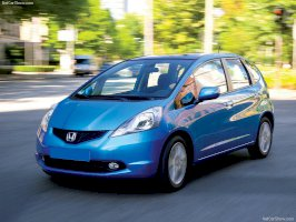 HONDA JAZZ II 1.3 I-VTEC 88 HYBRID EXCLUSIVE