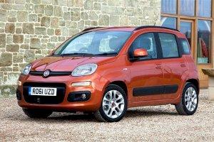 Fiat PANDA 4x4 0.9 TWINAIR TURBO 90 CH CROSS