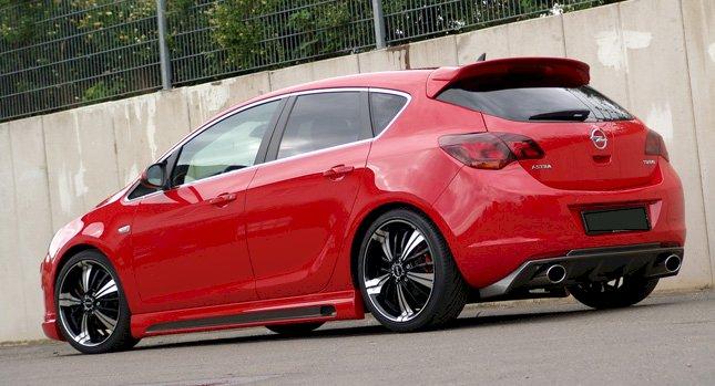 Assurance auto pas chère pour la Opel Astra Hatchback