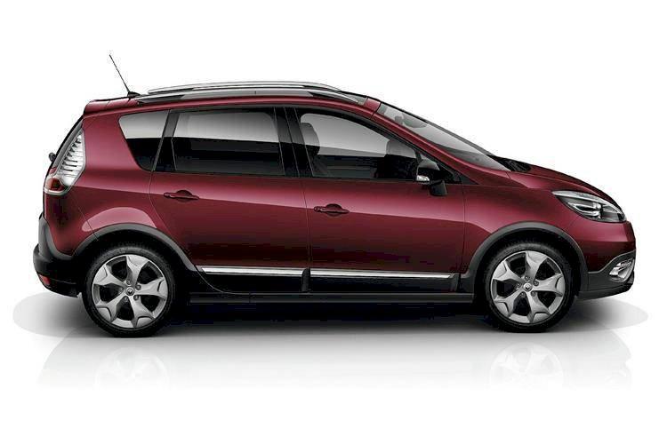 Assurance auto pas chère pour la Renault Scenic XMOD
