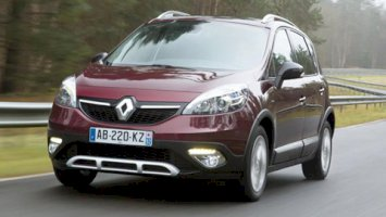 Renault Scénic XMOD dCi 110 Energy ECO2 Bose Edition