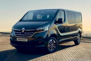 RENAULT TRAFIC 2.0 dCi 115 Grand Passenger Executive