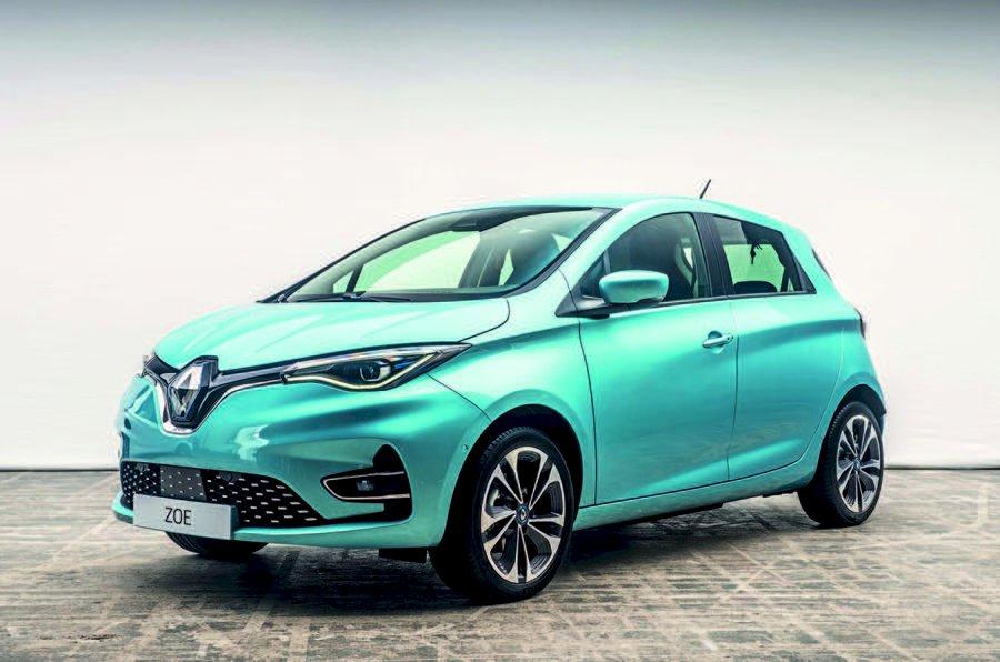 Assurance auto pas chère pour la Renault ZOE