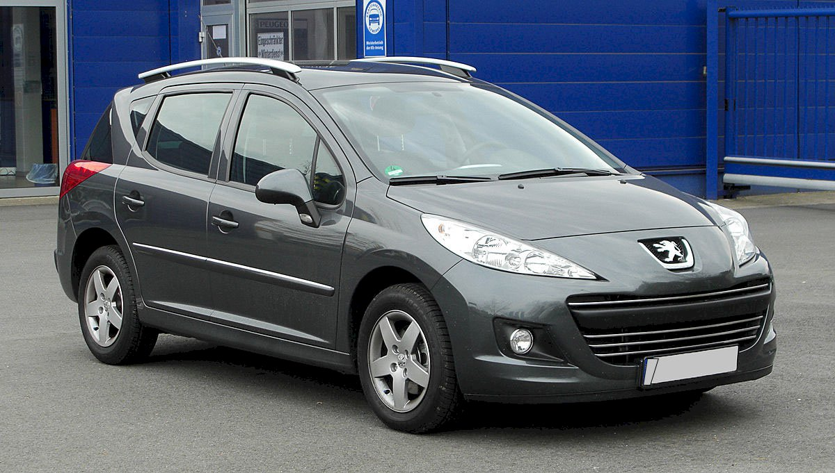 Assurance auto pas chère pour la Peugeot 207 SW