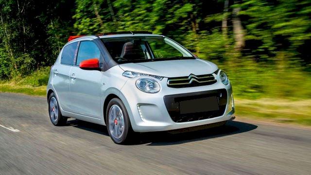 Assurance auto pas chère pour la Citroën C1
